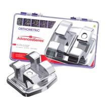 Bráquete de Aço Advanced Series Roth 022 Kit - Orthometric