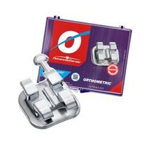 Bráquete de Aço Advanced Series Edgewise 022 - Orthometric