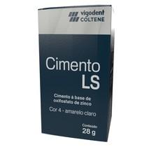 Cimento de Zinco LS Pó - Vigodent Coltene
