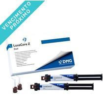 VENC 14/08/2021 - Cimento Resinoso Dual LuxaCore Z - DMG