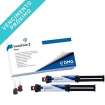 VENC 30/10/2021 - Cimento Resinoso Dual LuxaCore Z BR - DMG