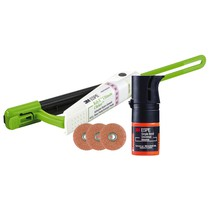 Kit Cimento Resinoso Dual RelyX Ultimate A1 + Single Bond Universal + Disco de Lixa Sof-Lex Pop-On - 3M