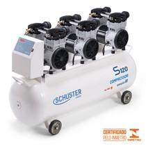 Compressor de Ar S120 GIII 120L - Schuster