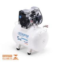 Compressor de Ar S45 GIII 40L - 127V - Schuster