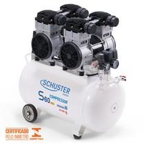 Compressor de Ar S60 GIII Max - Schuster