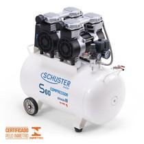 Compressor de Ar S60 GIII - Schuster