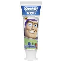 Creme Dental com Flúor Stages Toy Story - Oral-B