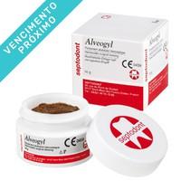VENC 30/10/2021 - Curativo Alveolar Alveogyl - Septodont