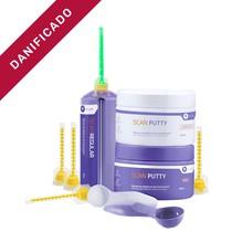 DANIFICADO - Silicone de Adição Scan Putty Regular Kit - Yller