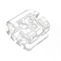 Bráquete Estético Autoligado Slide H5 Clear MBT 022 - Aditek