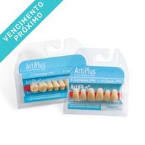 VENC 30/08/2021 - Dente Artiplus Anterior Superior L81 A1 - Dentsply