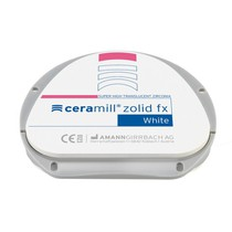 Disco CAD/CAM Zolid FX 71 -AmannGirrbach