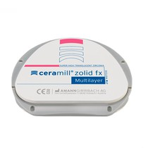 Disco CAD/CAM Ceramill Zolid FX Multilayer 71L - AmannGirrbach