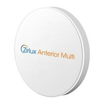 Disco de Zircônia Para CAD/CAM Anterior Multilayer - Zirlux