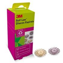 Disco Diamantado para Polimento Sof-Lex Espiral - 3M