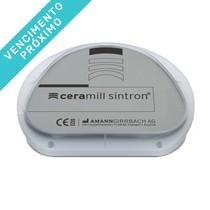 VENC 30/11/2021 - Disco para CAD/CAM Ceramill Sintron 71XXS - AmannGirrbach