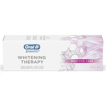 Creme Dental 3D Whitening Therapy Sensitive Care - Oral-B