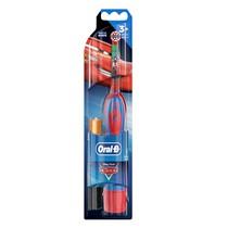 Escova Dental Elétrica Infantil Carros - Oral-B