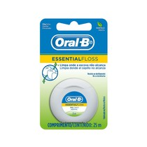 Fio Dental Encerado Essential Floss Menta - Oral-B