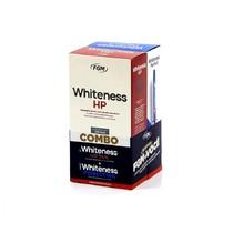 Kit Clareador Whiteness HP 35% + Mini Kit Clareador Whiteness Perfect 16% - FGM