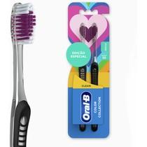 Escova Dental Collection Color Coração - Oral-B