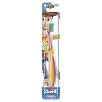 Escova Dental Infantil Stages 3 Toy Story - Oral-B