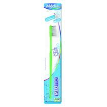 Escova Dental Life Pro Adulto Macia - Medfio