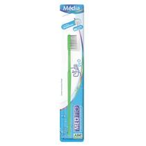 Escova Dental Slide Pro Adulto Macia - Medfio