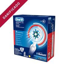 DANIFICADO - Escova Elet C/Bluetooth Profes - Care 5000 - Oral-B