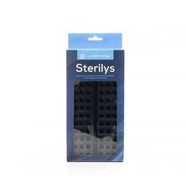 Estojo para Esterilização Perfurado Sterilys Pequena - Lysanda
