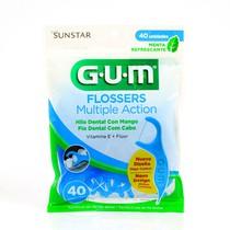 Fio Dental Gum Flosser Multiple Action - Sunstar