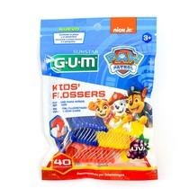 Fio Dental Gum Flosser Kids Patrulha Canina - Sunstar