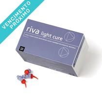 VENC 30/09/2021 - Ionômero de Vidro Restaurador Riva Light Cure - SDI