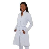 Jaleco Feminino Biosafety Branco - FunWork