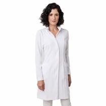 Jaleco Feminino Doris Branco - Holi Coats