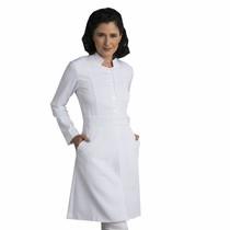 Jaleco Feminino Paola Branco - Holi Coats