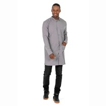 Jaleco Masculino Classic Cinza - Classy Wear