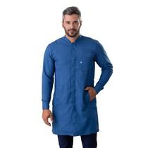Jaleco Masculino Slim Fit Azul - Namastê
