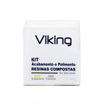 Kit de Acabamento e Polimento Viking 8090 CA - KG Sorensen