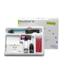 Kit Cimento Resinoso Multilink N System Pack - Ivoclar Vivadent