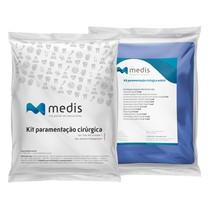 Kit Cirúrgico Estéril Implante Padrão 40g - Medis