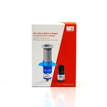 Condicionador Ácido Fosfórico Ultra Etch 35% + Adesivo Mono Peak Universal - Ultradent