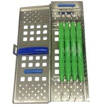 Kit de Curetas Para Implante - American Eagle
