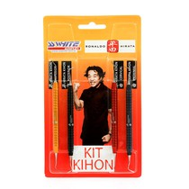 Espátulas Para Resina Kihon Hirata Kit - SS white