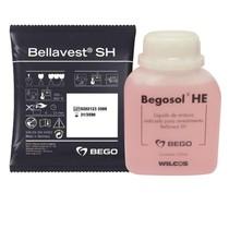 Revestimento Bellavest SH + Revestimento Begosol HE - Bego