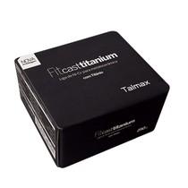 Liga Metálica Fit Cast Titanium - Talmax