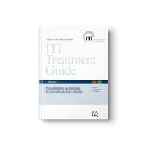 Livro ITI Treatment Guide, Vol 5: Procedimentos de Elevação do Assoalho do Seio Maxilar - Editora Napoleão