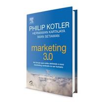Livro Marketing 3.0 - Elsevier