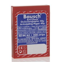 Papel Carbono 40 Micras - Bausch