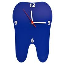Relógio de Parede Dente Azul - Agir